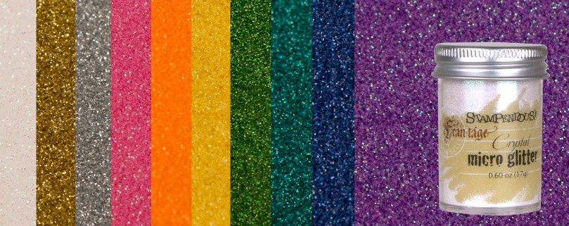 Can we say 10 incredible colors of the super finest Micro Glitter?