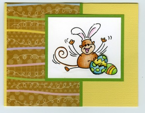 Changito Chick Card by Debi Hammons