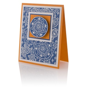 Bandana Card by Lisa Hindsley