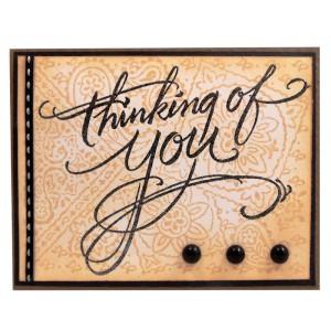 Bandana Thinking of You by Kristine Reynolds