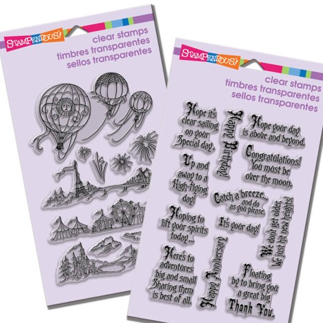 Stampendous Prize Package