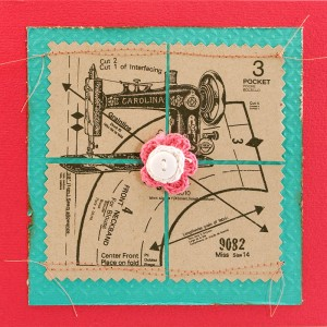 Sewing Elements by Stephanie Lee