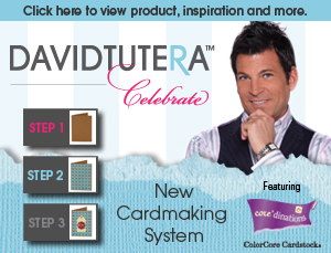 A random selection of David Tutera Celebrate Products Available at JoAnn Fabric and Crafts