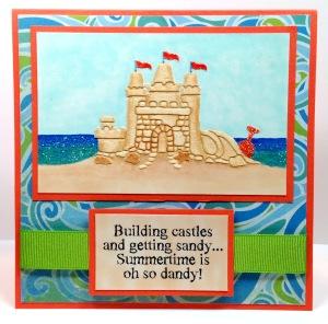 Sandy Castles by Lea Kimmel