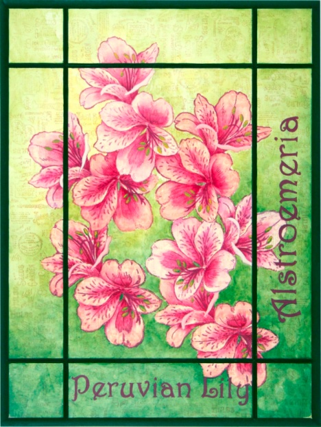 Creative Painting Class by Debbie Cole, Mon, Feb 24 from 9 - 4
