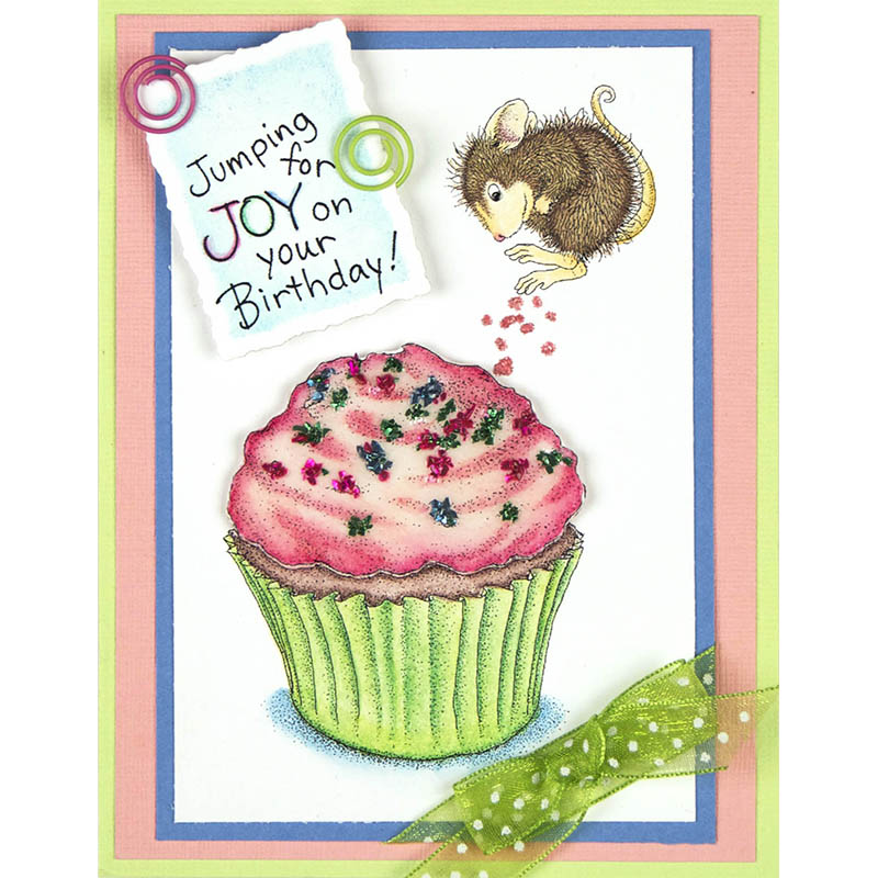 Cupcake Jump by Debi Hammons