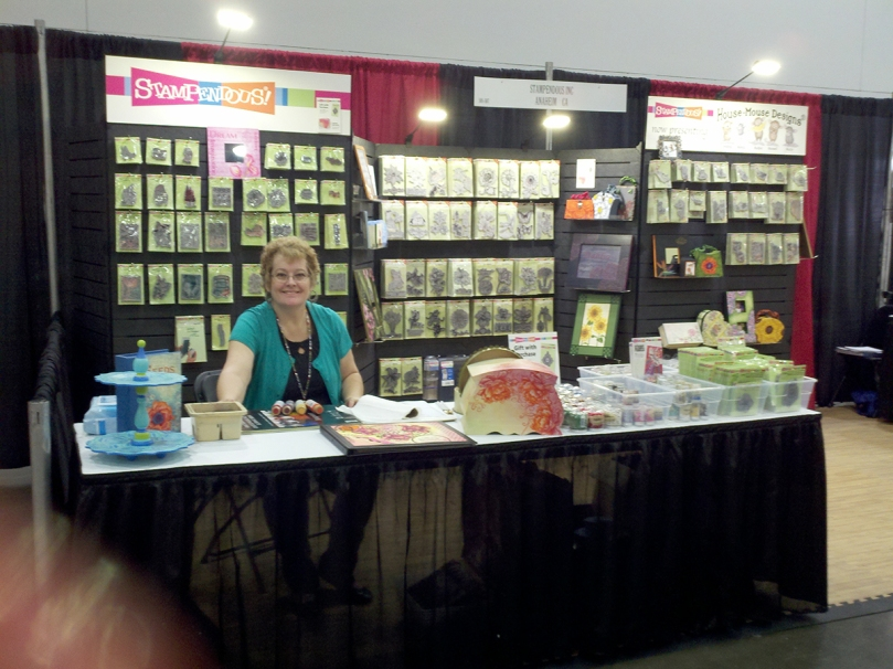 Tammie Wilson in Booth 505