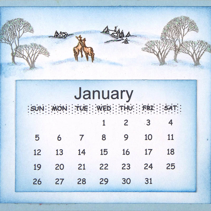 January by Suzanne Czosek