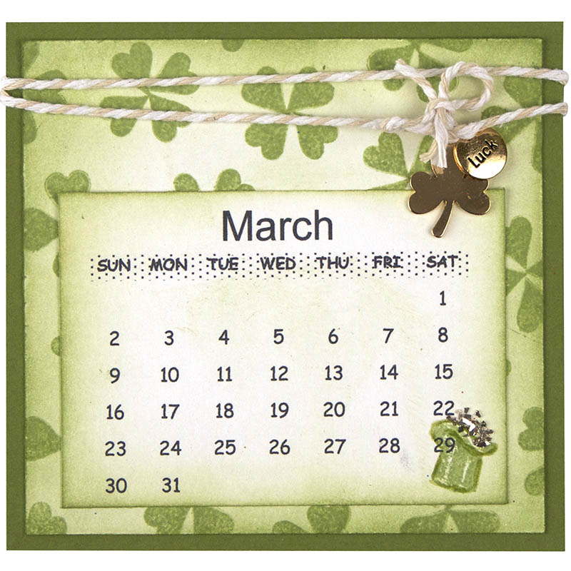 March by Suzanne Czosek