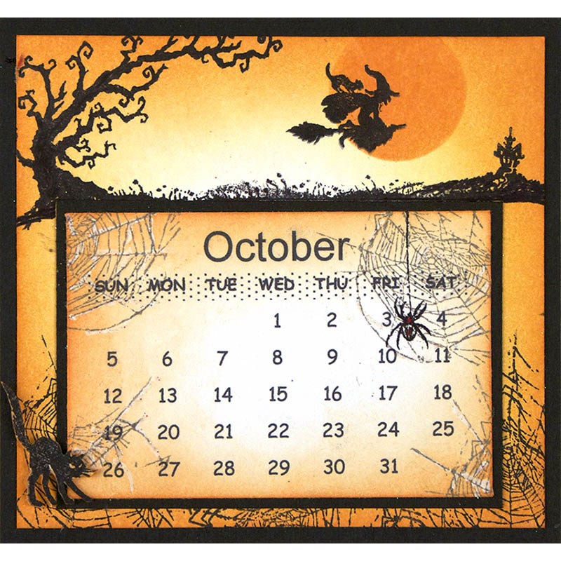 October by Suzanne Czosek