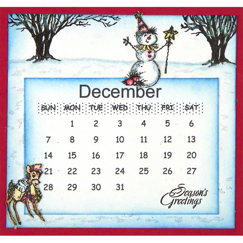 December by Suzanne Czosek