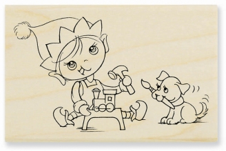 M302 Toymaker Kiddo