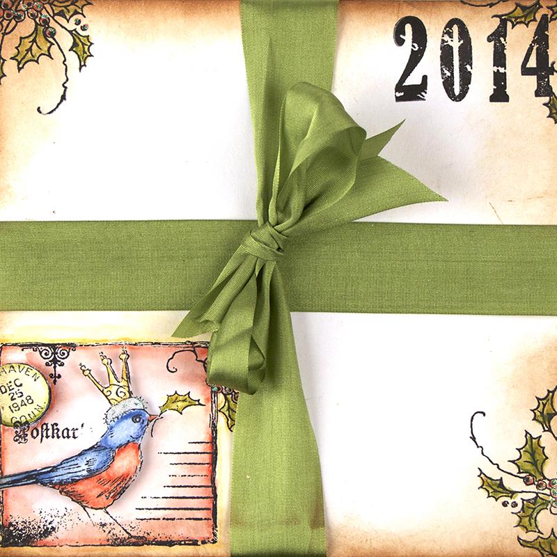 2014 Calendar Cover by Suzanne Czosek
