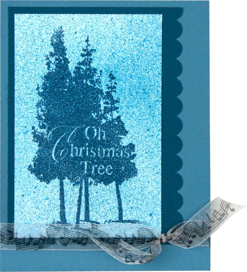 Oh Christmas Tree by Debi Hammons