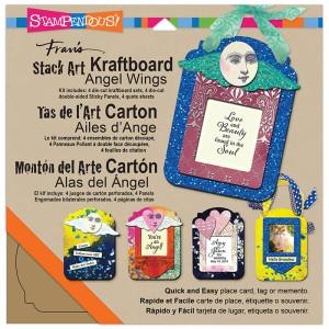 Stack Art Kraftboard Kits