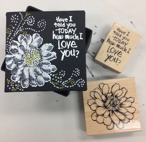Mother's Day Box by Laura Weed