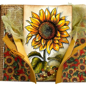 Sweet Sunflower by Rhea Weaigand (P221)