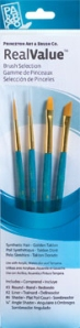 Select Brush Set by Princeton Artist Brushes (selection may vary from photo)