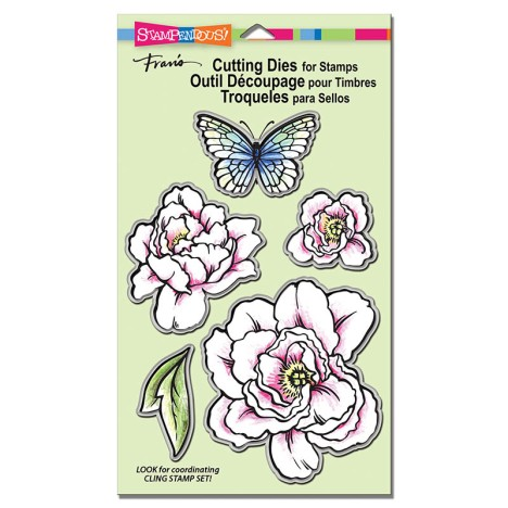 DCS5066 Lovely Garden Die Cutting Set