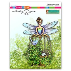 January 2016 Stampendous Catalog
