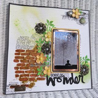 August Summer Memories Winning Entry - Sense of Wonder