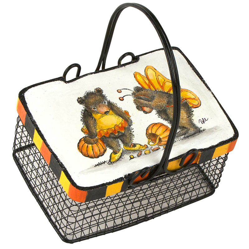 Gruffies® Treat Basket by Debbie Cole, CDA