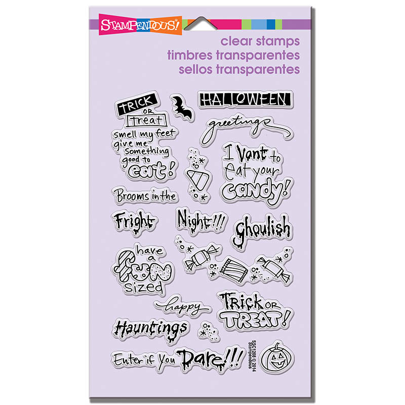 Tricky Words Perfectly Clear Stamp Set