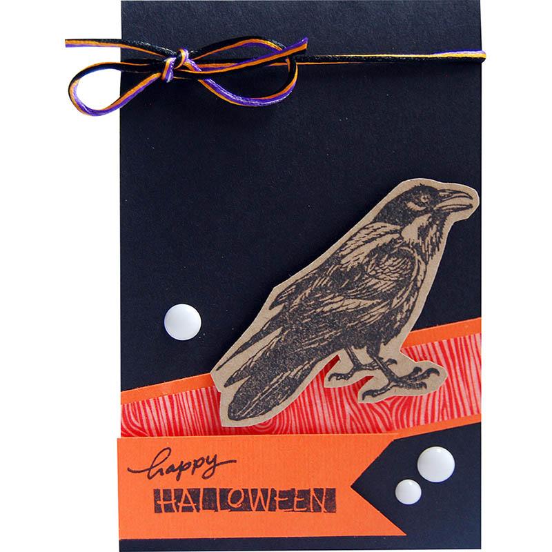 Crow Caw by Tenia Nelson