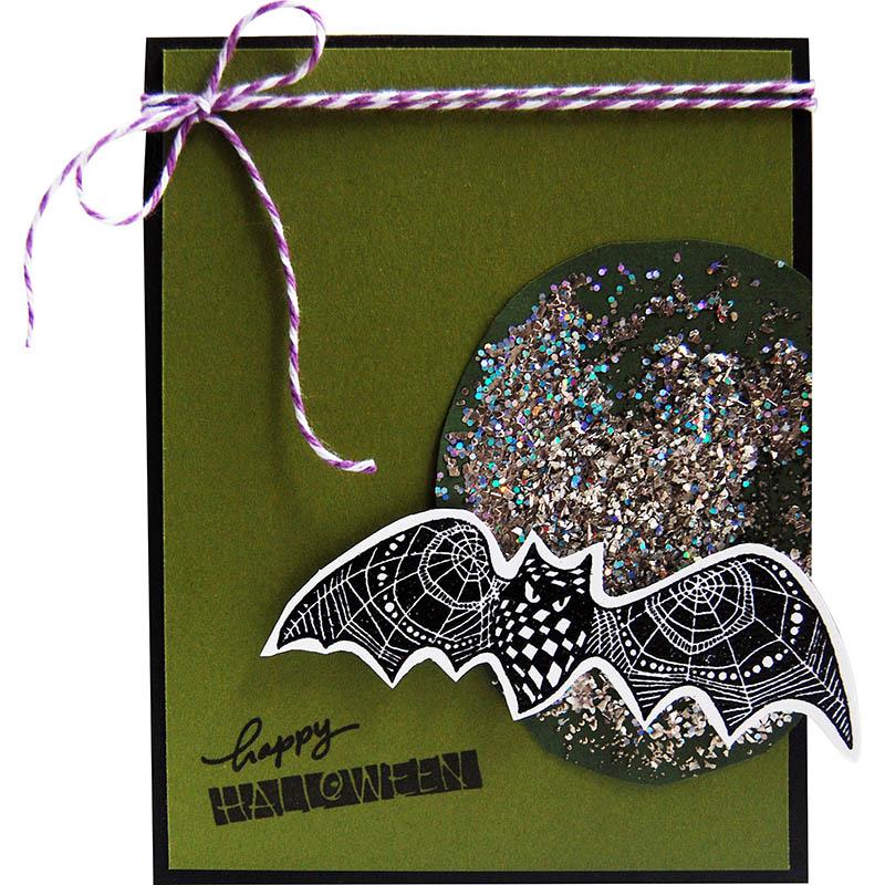 PenPattern Bat by Tenia Nelson