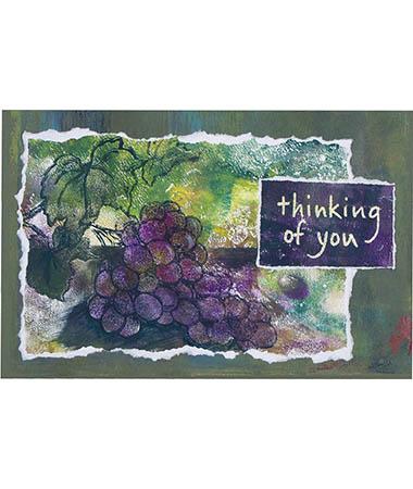 Jumbo Grapes by Fran Seiford