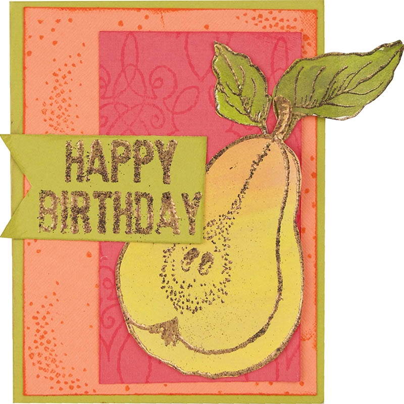 Jumbo Pears by Cyndi Bundy