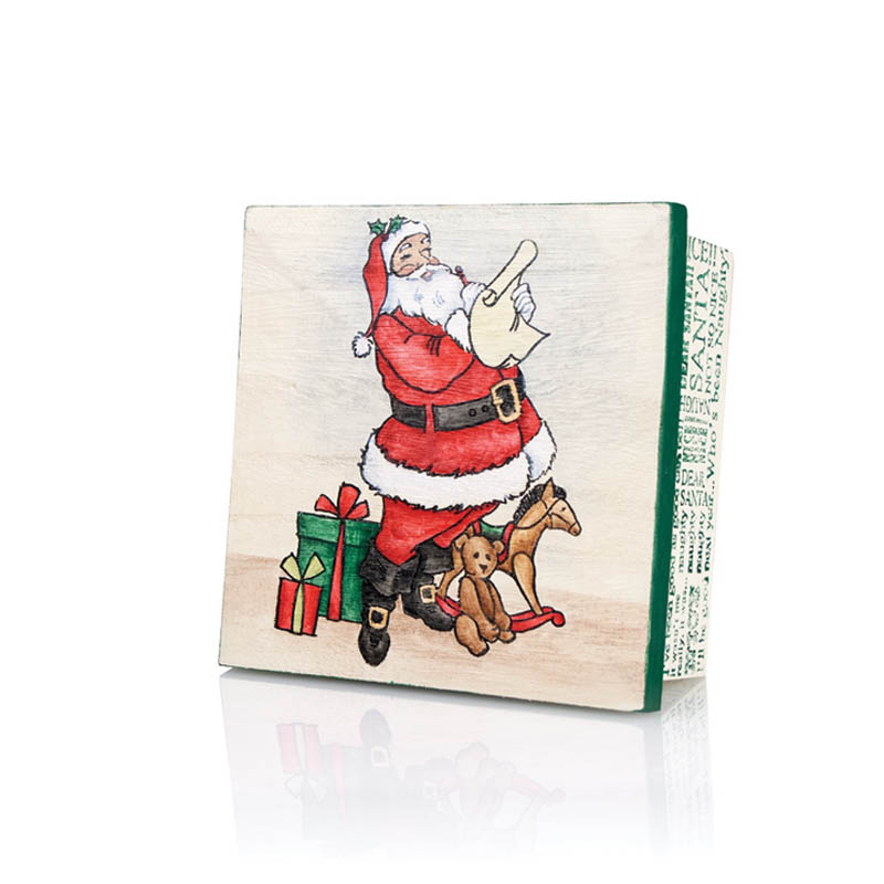 Dear Santa Keepsake Box by Tammie Wilson