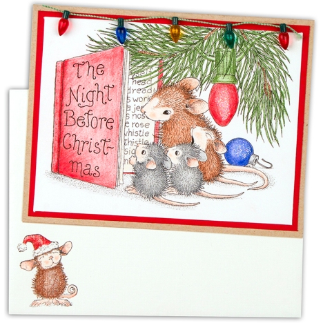The Night Before Christmas by Debi Hammons