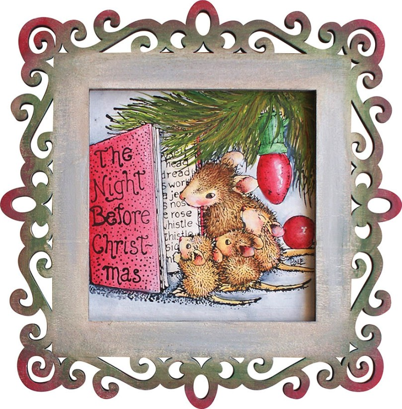 The Night Before Christmas by Debbie Cole, CDA