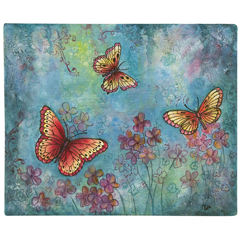 Butterfly Meadow by Debbie Cole, CDA
