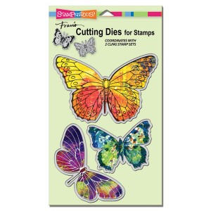 Butterflies Cutting Die Set