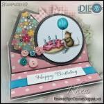 Birthday Donut by Rhea Weigand