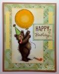 Balloon Bear by Lea Kimmel