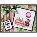 Birthday Donut by Jennie Lin Black