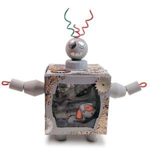Sparky Robot ATB by Lea Kimmel