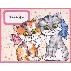 Pop Up Kitties by Debi Hammons