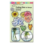 Build A Bouquet Die Set