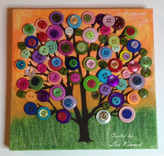 Lea's button tree