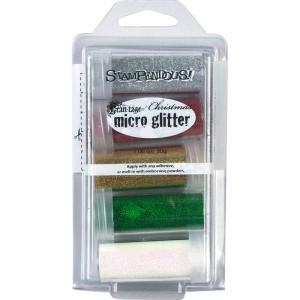 Frantagé Christmas Micro Glitter Kit