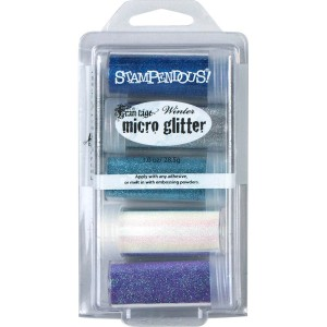 MGK03 Frantage Winter Micro Glitter Kit