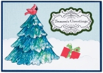 Create Christmas Season's Greetings by Fran Seiford