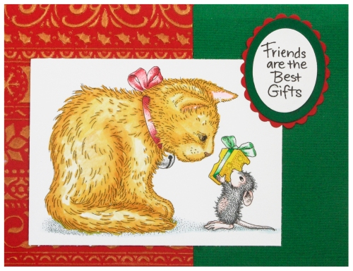 Gift For Kitty by Kristine Reynolds