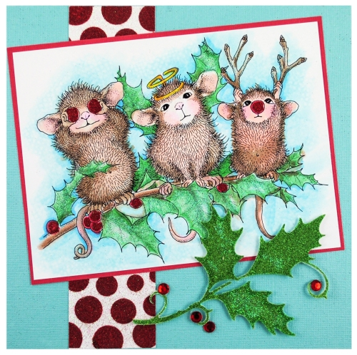 Christmas Characters by Pam Hornschu