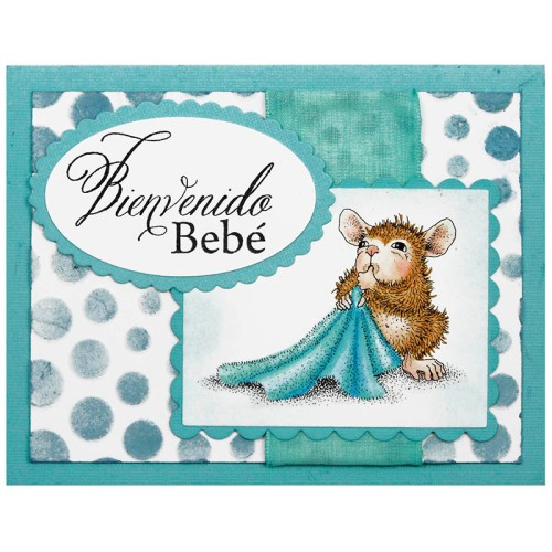 Baby Blanket by Kristine Reynolds