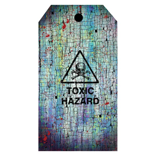 Cling Toxic Tag by Andy Skinner